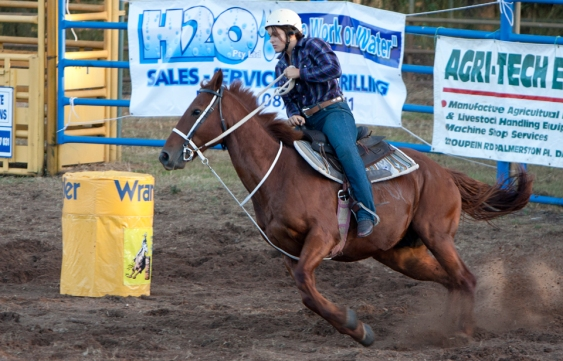 Robby Robbins Reserve Rodeo Darwin